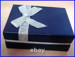 18x13mm Genuine Black Triplet Opal Pendant Solid Sterling Silver JEWELLERY Box
