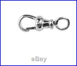 Albert Swivel Clasp Solid Sterling Silver 23mm Pocket Watch Fob Dog Clip FS62