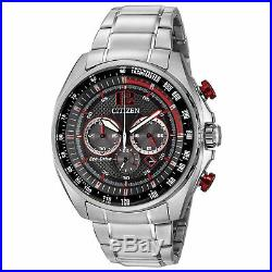 Citizen CA4190-54E Men's WDR Black Eco-Drive Watch