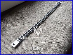 Heavy Viking Solid Silver Sterling 925 Bracelet 108.6 gr 3,47 oz Ethnic
