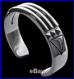 Huge! 90 Grams! Solid Sterling Silver Atlantis Bracelet Inspired Atlantis Ring