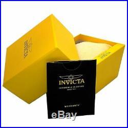 Invicta Women's Watch Angel Mother of Pearl Dial Two Tone Steel Bracelet 22325