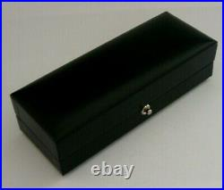 Quality Boxed Solid Sterling Silver Scent Perfume Case 2010 Philip Kydd