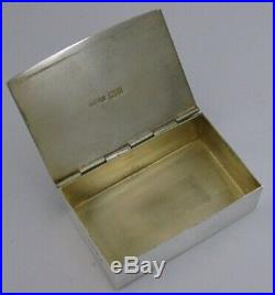Rare Sterling Silver Pyx Holy Communion Wafer Box 1914 Antique Indian Connection
