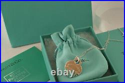 Tiffany & Co Solid Sterling Silver Rare Vintage Birthday Gift For her